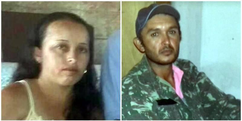 Mulher de 37 anos foi morta dentro de casa, marido suspeito