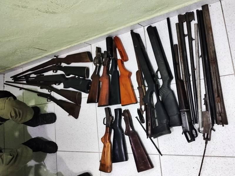 Homem é preso por consertar armas de fogo clandestinamente no Piauí