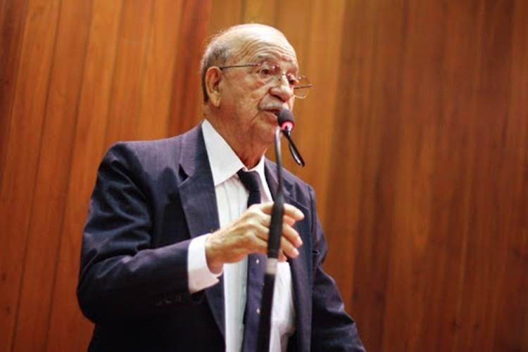 Morre de covid-19 o ex-deputado estadual Juraci Leite aos 88 anos; um dos idealizadores da Fm Cidade de Piripiri